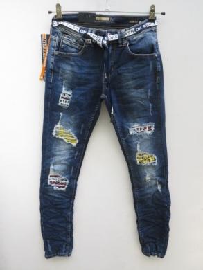 Spodnie jeansowe męskie (29-36) KM15857