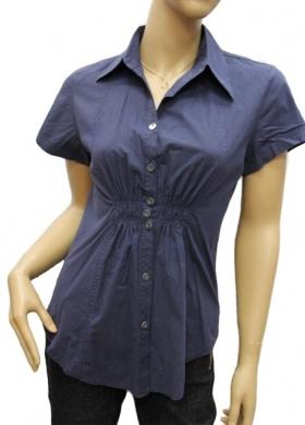 Koszula Damska Bawełniana Kr. Rękaw OH-W07-000002
