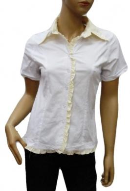 Koszula Damska Bawełniana Kr. Rękaw DW0814