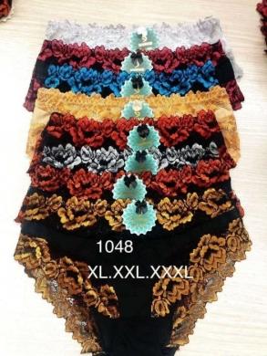 Majtki damskie (XL-3XL) KM13363