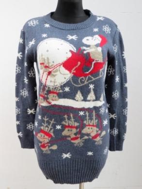Sweter świąteczne damski (S/M-L/XL) KM11929