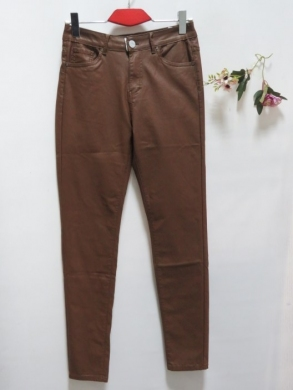 Spodnie Skórzane Damskie (40-48) KM16662