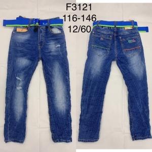 Spodnie jeansowe chłopięce (116-146) TP490