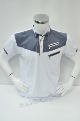 T-shirt Męski Overnexs 149 (M-2XL) Prod. Turecki