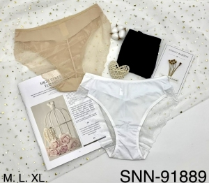 Majtki damskie (M-XL) NL4525