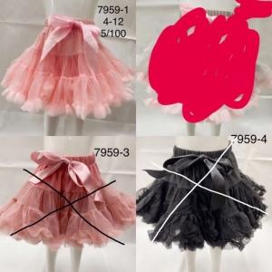 Spódnica Dziewczęca (4-12) TP446