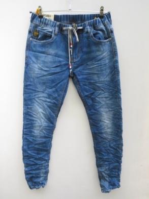 Spodnie jeansowe męskie (30-38) KM15867
