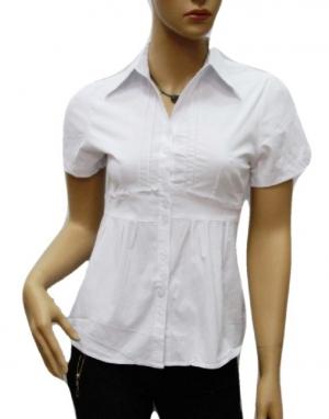 Koszula Damska Bawełniana Kr. Rękaw DW0829