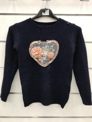 Swetry dziewcięce (4-14) KM12736