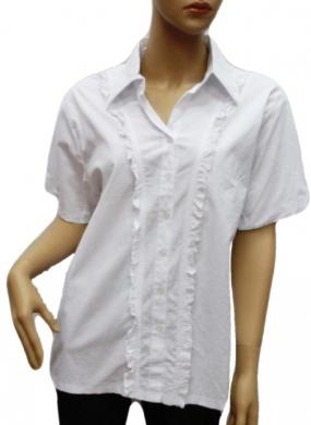 Koszula Damska Bawełniana Kr. Rękaw DW0836