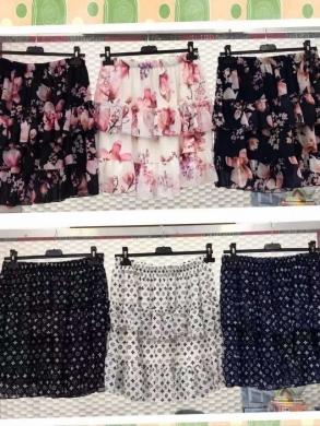 Spódnice damskie materiałowe (standard) NL2261