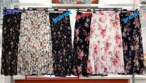 Spódnice damskie materiałowe (standard) NL2255