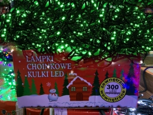 Lampki led Flash ( 300 Led  ) TP226