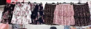 Spódnice damskie materiałowe (standard) NL2269