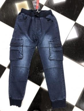 Spodnie bojówki chłopięce (4-12) TP453