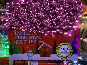 Lampki led Flash ( 100 Led  ) TP238