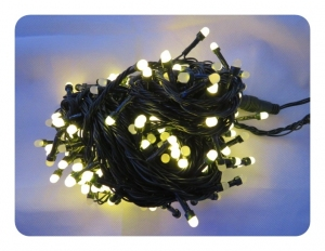Lampki choinkę 21m.300 LED29989