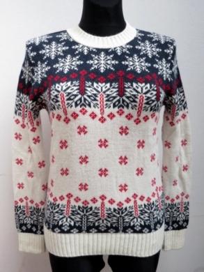 Sweter świąteczne damski (S/M-L/XL) KM11927