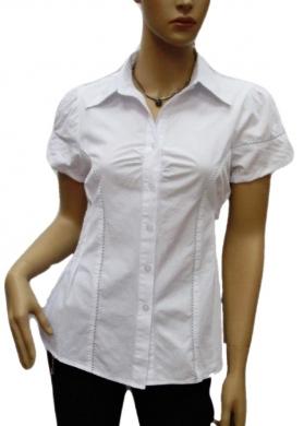 Koszula Damska Bawełniana Kr. Rękaw DW0808