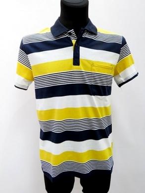 T-shirt męski z krótkim rękawem (M-3XL) KM16669