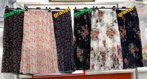 Spódnice damskie materiałowe (standard) NL2254