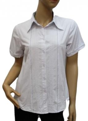 Koszula Damska Bawełniana Kr. Rękaw DW0824
