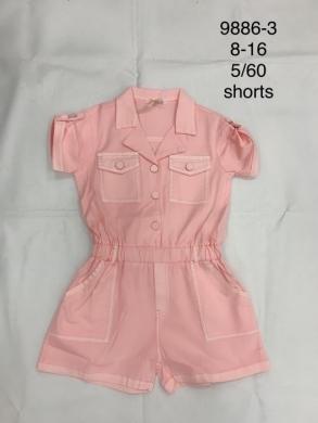 Sukienka dziewczęca krótki rękaw (8-16) TP540