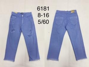 Spodnie materiałowe dziewczęce (8-16) TP532