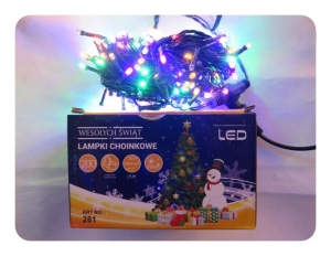 Lampki choinkę 15m.200 LED29976