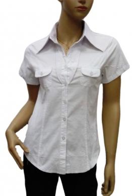 Koszula Damska Bawełniana Kr. Rękaw DW0818