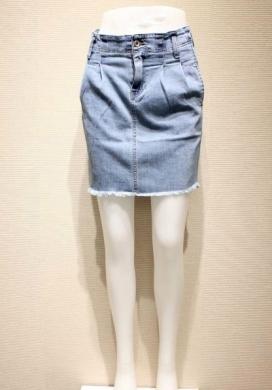 Spódnica Jeansowa Damska (XS-XL) NL1173