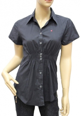 Koszula Damska Bawełniana Kr. Rękaw OH-W07-000001