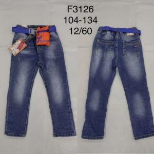 Spodnie jeansowe chłopięce (104-134) TP502