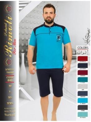 Piżama Męska -Turecka (M-2XL) MW6122