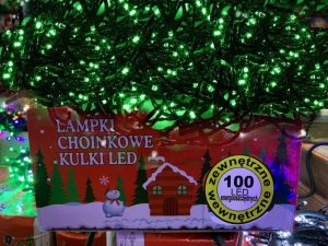 Lampki led Flash ( 100 Led  ) TP239