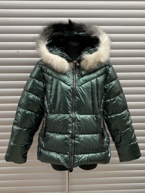 Kurtka damska zimowa (XL-7XL) KM15248