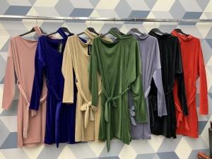 Sukienka damska - włoska (Standard) KM11361