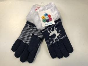 Rękawiczki męskie zimowe (standard) KM12156
