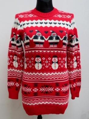 Sweter świąteczne damski (S/M-L/XL) KM11930