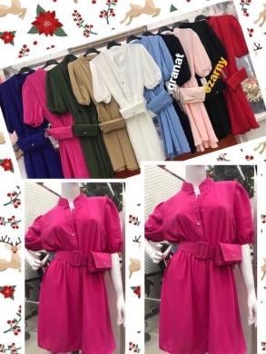 Sukienka Damska - Włoska (standard) NL2298