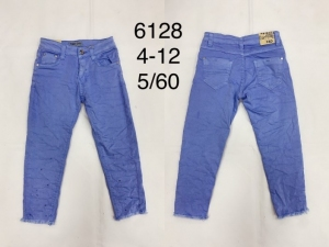 Spodnie materiałowe dziewczęce (8-16) TP527