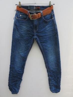 Spodnie jeansowe męskie (30-38) KM15873