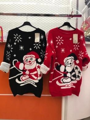 Swetry damskie świąteczne - Ytalia (standard) KM14237