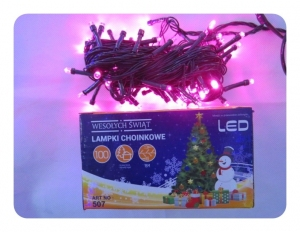Lampki choinkę 8m.100 LED29975