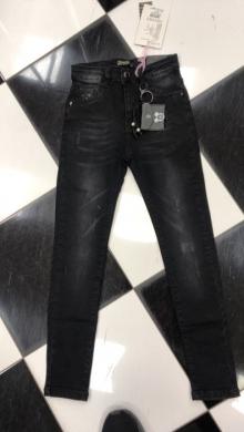 Spodnie Jeansowe Dziewczęce (8-16) TP512