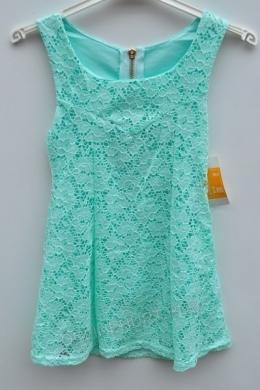 Sukienka dziecięca 384M  _B6  (2-12)