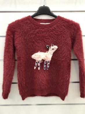 Swetry dziewcięce (4-14) KM12738