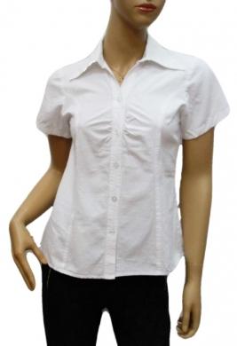 Koszula Damska Bawełniana Kr. Rękaw DW0815