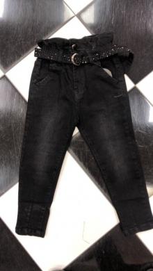 Spodnie Jeansowe Dziewczęce (98-128) TP507