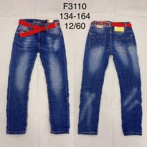 Spodnie jeansowe chłopięce (134-164) TP489